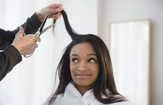 Not everyone has the time or patience to do their own hair at home. Finding a good hairstylist who is willing to walk your hair journey with you is the first step towards strong, healthy hair. Here are the qualities you need to look for . . .