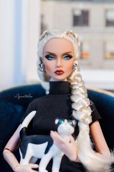 "https://flic.kr/p/N4a14Y   OOAK "" FIERCE CHORD "" POPPY PARKER by Aquatalis   Makeover"