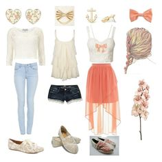 Cute Outfits for Teens | Cute Outfits For The Summer | Clothia find more women fashion ideas on www.misspool.com