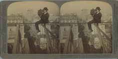 Stereo Photographer above New York –  https://www.flickr.com/photos/depthandtime/4245588613/sizes/l/in/set-72157623100936589/