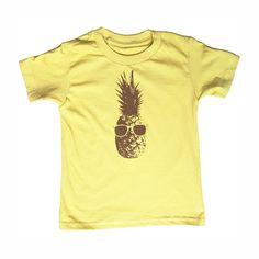 Punk Pineapple Tee