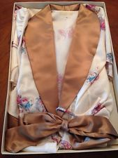 LINEA Jersey Robe - Vintage 80's - Brand New In Box
