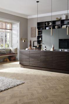 Küchen Design, House Design, Interior Design, Kitchen Furniture, Kitchen Interior, Rustic Kitchen, Kitchen Decor, Interior Inspiration, Home Kitchens