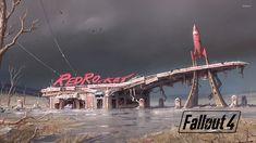RedRocket In Fallout 4 Wallpaper  Game Wallpapers 50128