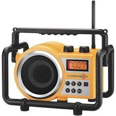 Sangean Worksite Am And Fm Utility Radio