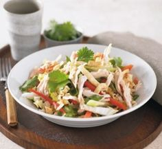 Noodle Chicken Salad