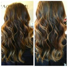 Dark Hair With Caramel Lowlights | Hair Pictures About Dark Brown Hair With Carmel Highlights