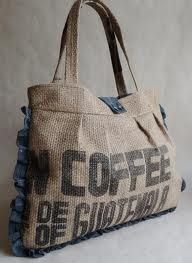 coffee bags upcycle - Google 検索