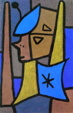 The Sailor (Matros) by Paul Klee