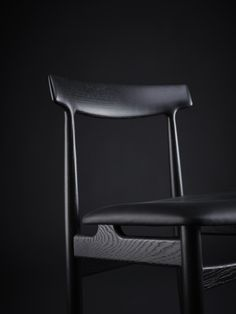 Norwegian furniture company Eikund has uncovered a collection of forgotten Norwegian design classics and re-launched them for today's homes Furniture Logo, Furniture Companies, Metal Furniture, Cheap Furniture, Furniture Ideas, Wooden Chair Plans, Wooden Chairs, Chair Design Wooden, Built In Bookcase