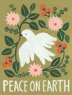 Easter Dove Peace