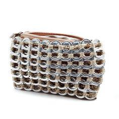 Mima's Of Warwick, LLC - Soda Tab Rectangular Coin Purse, $24.00 (http://www.mimasofwarwick.com/soda-tab-rectangular-coin-purse/)