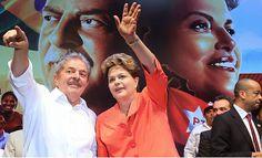 """Lula: """"eu vou pra rua, ser cabo eleitoral da Dilma"""""""