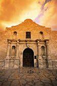 The Alamo ~ San Antonio TX