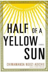 Movie: Half of a Yellow Sun by Chimamanda Ngozi Adichie. GOG! 2009 Reading list selection (genre: International). ... A drama that brings together the lives of four people during the struggle to establish an independent republic in Nigeria. Director: Biyi Bandele - Writers: Chimamanda Ngozi Adichie (novel), Biyi Bandele (screenplay) - Stars: Thandie Newton, Chiwetel Ejiofor, Anika Noni Rose (*** click pic for more info)
