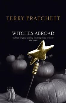 Witches Abroad - Terry Pratchett (owned)