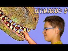 ATTENTI AI DINOSAURI CARNIVORI - Con ZooSparkle e Leonardo D