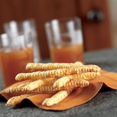 These Cabot Cheddar Cheese Straws with Cabot Sharp Cheddar or Cabot Extra Sharp Cheddar are a party-favorite - and hard to say no to. Great with Habanero Cheddar too! How To Make Cheese, Food To Make, Cabot Cheese, Cheddar Cheese Recipes, Cheese Straws, Cheesy Recipes, Yummy Appetizers, Food Processor Recipes, Snack Recipes