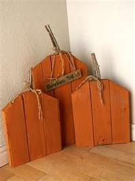 Old wood or left over pickets would work.