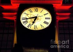 Life's Accountant - photograph by James Aiken. Fine art prints and posters for sale.  #jamesaiken #fineartphotography #clock
