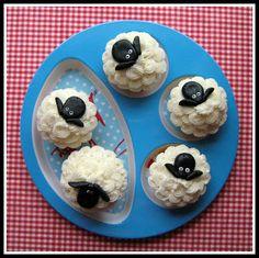 Glitzer, Zucker, Frosting - Heart of Dough, der Cupcake-Blog: Schaaaaaafe Sache!