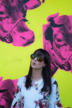 Andy Warhol em Paris | Danielle Noce