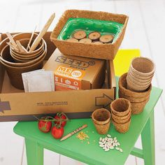 For TJ - Family Grow Your Own Vegetables Kits