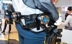 #Robots #Hyundai Hyundai quiere crear exoesqueletos baratos
