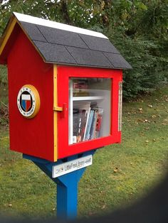 GFWC Free Little Library