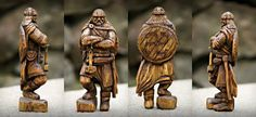 Whittling Projects, Whittling Wood, Vikings, Viking Character, Anatomy Sculpture, Norway Viking, Viking Life, Hobbies For Men, Wood Carving Patterns