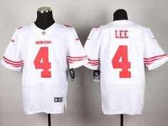 andy lee 49ers jersey