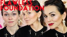 7 Steps To Flawless Foundation Face