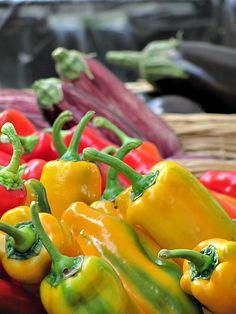 Why I love farmers' markets