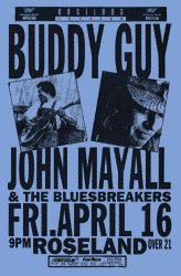 Buddy Guy, John Mayall Jazz Blues, Blues Music, Band Posters, Music Posters, John Mayall, Vintage Concert Posters, Buddy Guy, Blue Poster, Blues Artists