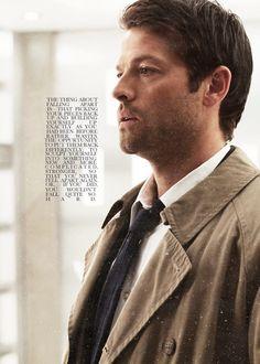 Supernatural - I love Castiel