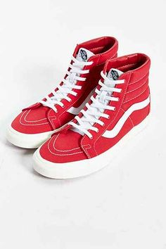 Vans Sk8 High-Top Reissue Canvas Mens Sneaker - Urban Outfitters