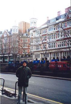 2000 Londra terzo viaggio