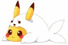 Kawaii Pikachu
