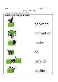 Preposition Worksheet for Kids Prepositions Worksheets for Grade 1 and 2 Teacherlingo Worksheets For Class 1, English Worksheets For Kindergarten, English Worksheets For Kids, Preschool Worksheets, Prepositions Worksheets, Preposition Activities, English Grammar For Kids, Learning English For Kids, English Lessons For Kids