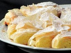 Hungarian Desserts, Hungarian Cuisine, European Cuisine, Hungarian Recipes, Hungarian Food, Low Carb Recipes, Baking Recipes, Snack Recipes, Dessert Recipes