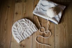 magnolia hat. little home by hand blog.