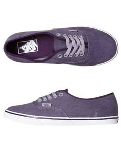 47ec51681339 Vans Authentic Lo Pro Twill Womens Shoes
