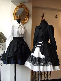 Clothes by Atelier Boz.