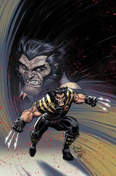 Ultimate Wolverine by Art Adams