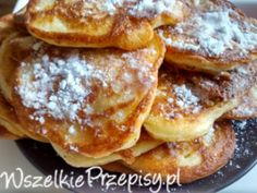 Polish Recipes, Kefir, Diet Recipes, Food To Make, Pancakes, French Toast, Deserts, Food And Drink, Pancake