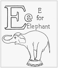 Hudson's Holidays - Designer Shirley Hudson: E is for Elephant