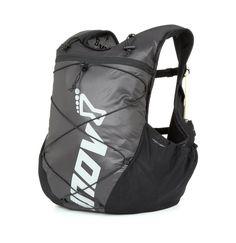 Buy Inov-8 RACE ULTRA 10 Vest hydration pack with soft flask + straw/tube for ultramarathon runners from ULTRAmarathonRunningStore.com