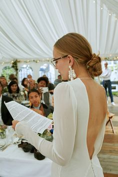 Wedding Designs Stylist Alexandra Carl and Filmmaker Jacob John Harmer's Effortlessly Elegant Wedding in Copenhagen - The bride wore a pearl-edged cape for her cozy yet sophisticated wedding at her childhood home. Sophisticated Wedding, Elegant Wedding, Dream Wedding, Rustic Wedding, Boho Wedding, Wedding Bride, Fall Wedding, Wedding Designs, Wedding Styles