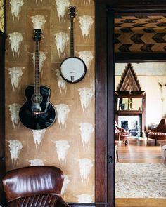 Chic Modern Home Decor Ranch Style Decor, Ranch Decor, Cowboy Chic, Urban Cowboy, Bohemian Decor, Bohemian Style, Bohemian Fashion, Western Decor, Cowboy Home Decor