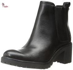 Timberland Averly Chelsea, Chaussures à Talon à Bout Fermé Femme, Noir, 41 1/2 EU - Chaussures timberland (*Partner-Link)